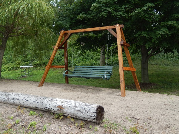 New Beach Swing